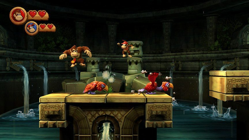 Donkey Kong Country Returns WII | 9