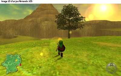 The Legend of Zelda : Ocarina of Time Nintendo 3DS | 72
