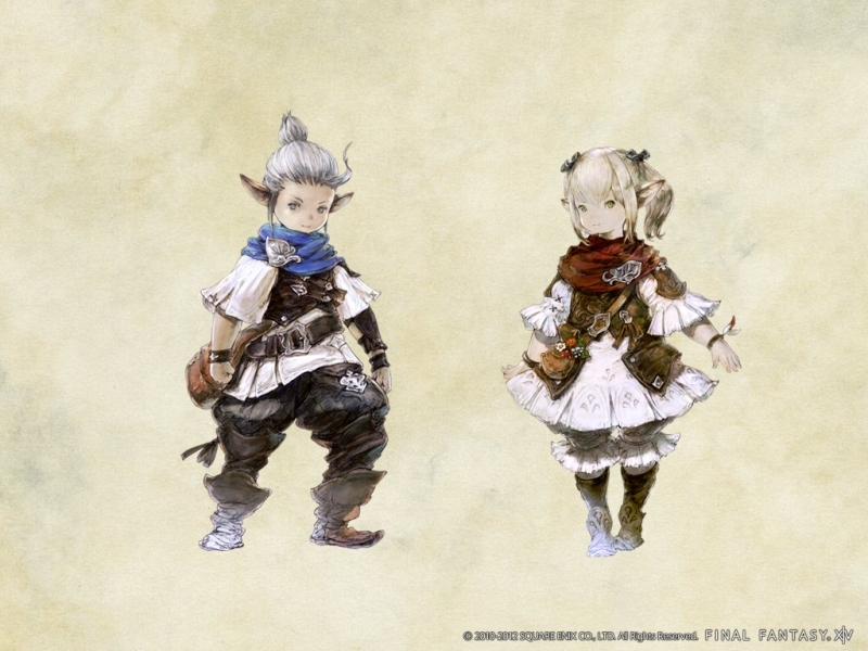 Final Fantasy XIV Online PC | 55