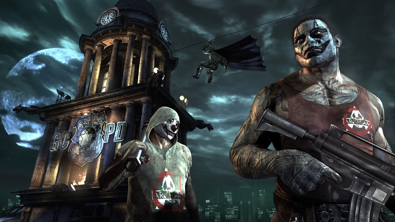 Batman : Arkham City Xbox 360 | 56