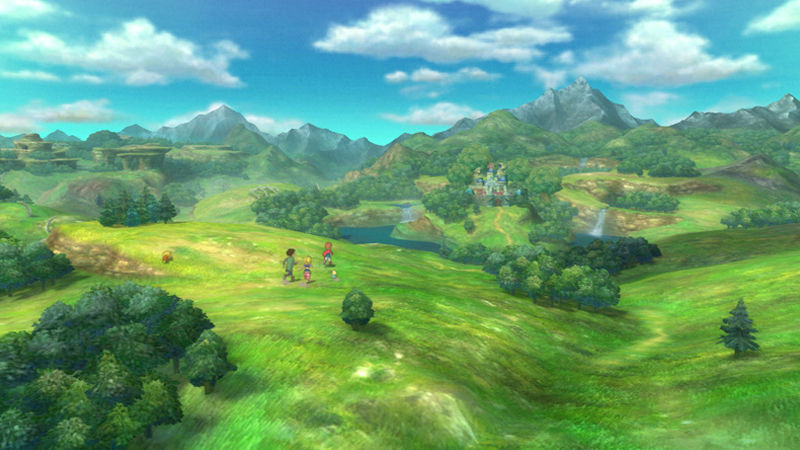 NinoKuni : Queen of the Holy White Ash Playstation 3 | 2