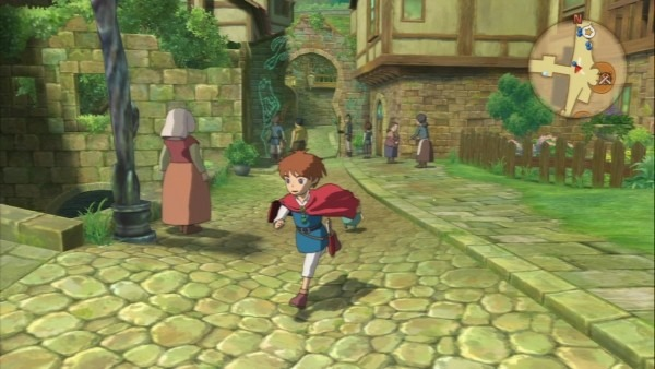 NinoKuni : Queen of the Holy White Ash Playstation 3 | 4