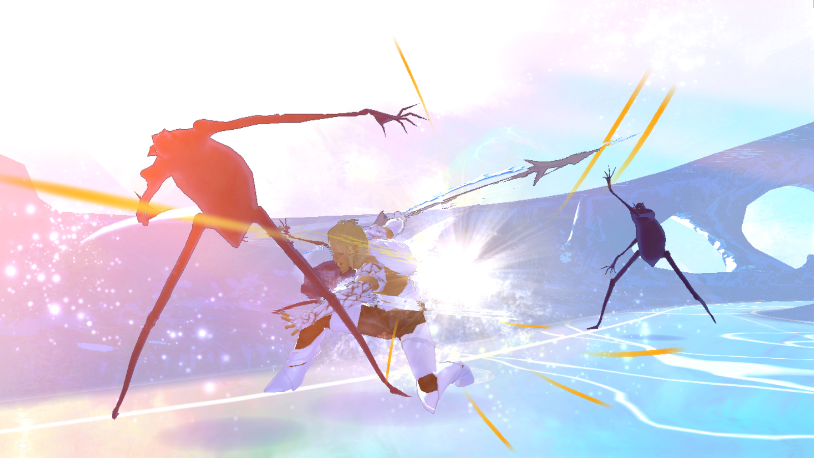 El Shaddai : Ascension of the Metatron Playstation 3 | 25