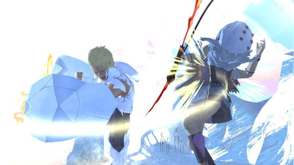 El Shaddai : Ascension of the Metatron Playstation 3 | 7