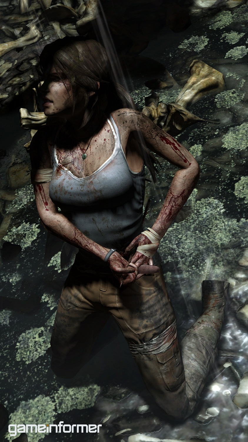 Tomb Raider Playstation 3 | 12