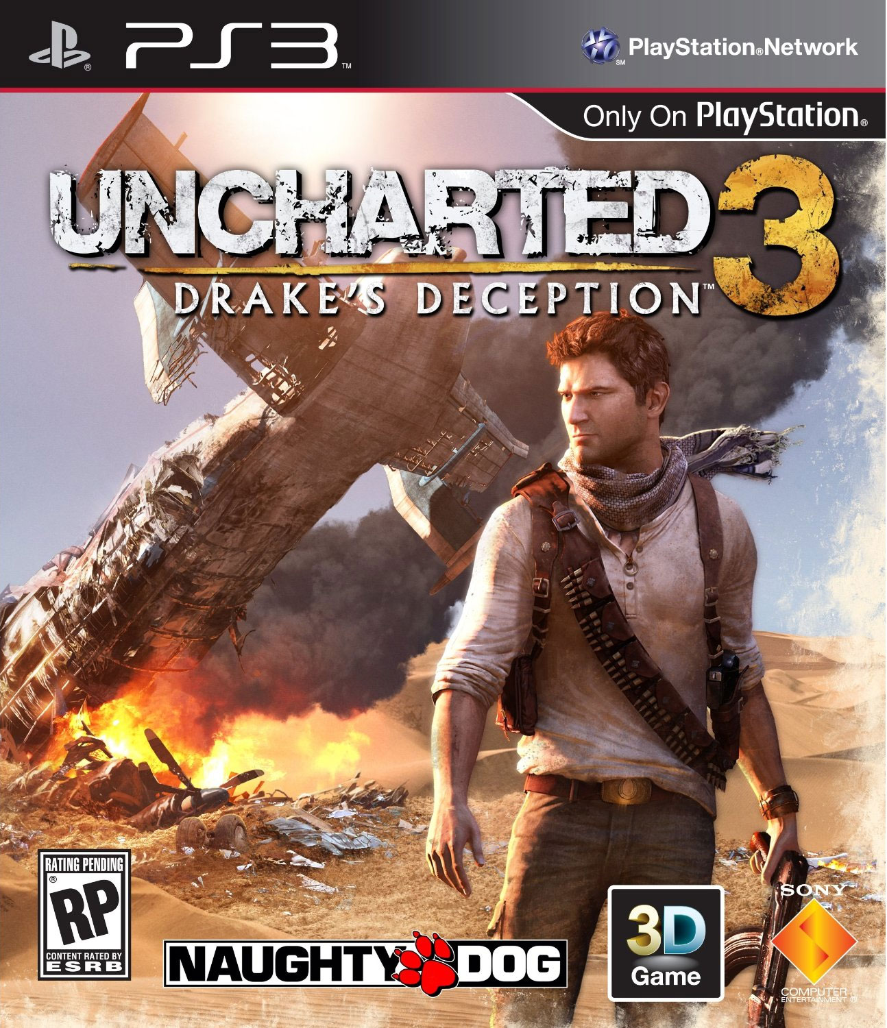 Uncharted 3 Playstation 3 | 1