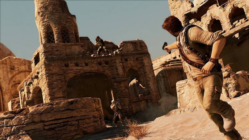 Uncharted 3 Playstation 3 | 62