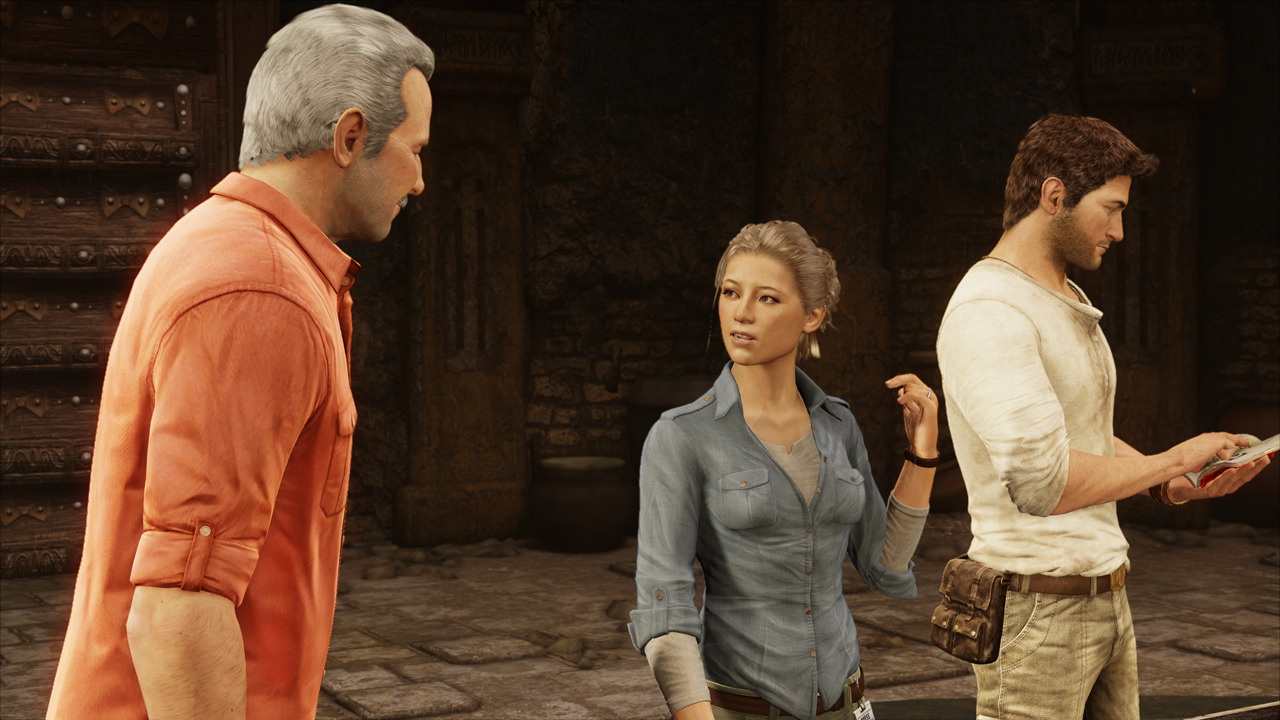 Uncharted 3 Playstation 3   79