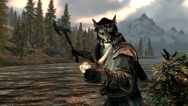 The Elder Scrolls V : Skyrim PC | 12