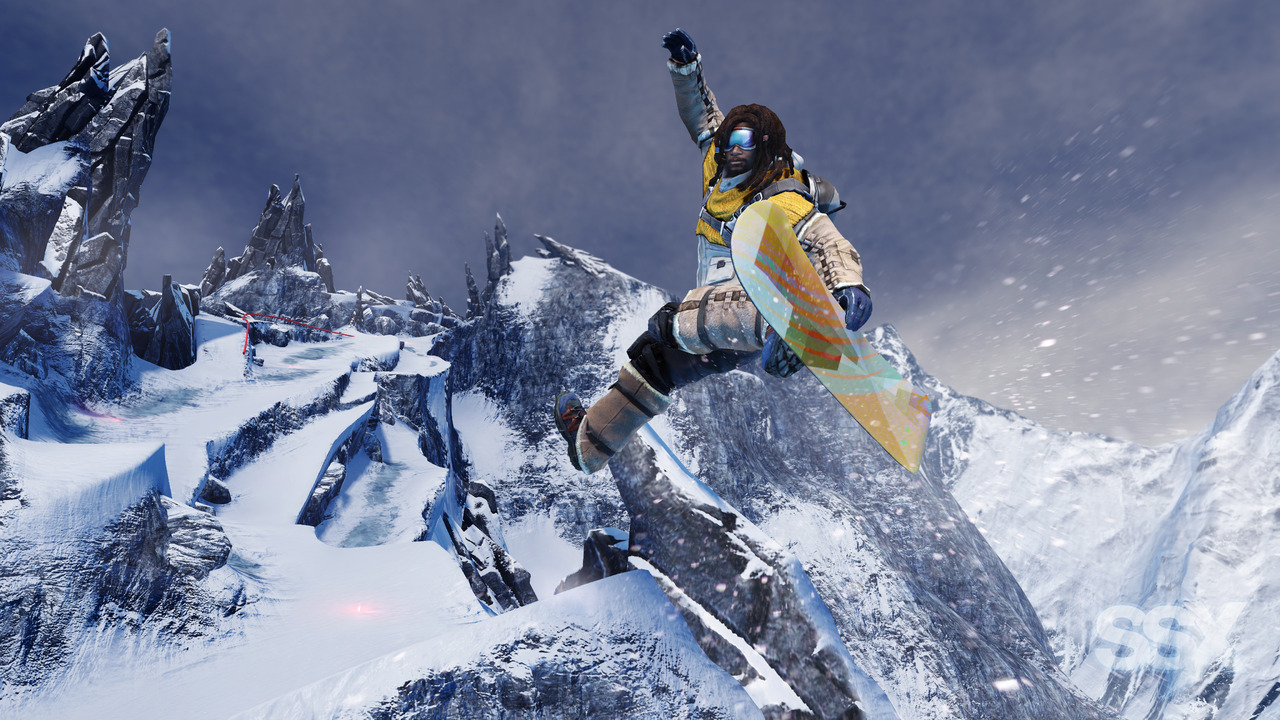 SSX Playstation 3 | 23