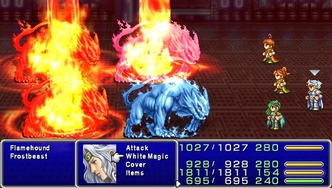 Final Fantasy IV Complete Collection Playstation Portable   48