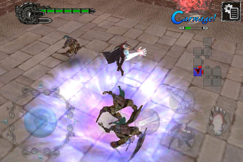 Devil May Cry 4 iPhone | 2