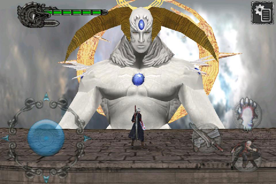 Devil May Cry 4 iPhone | 3