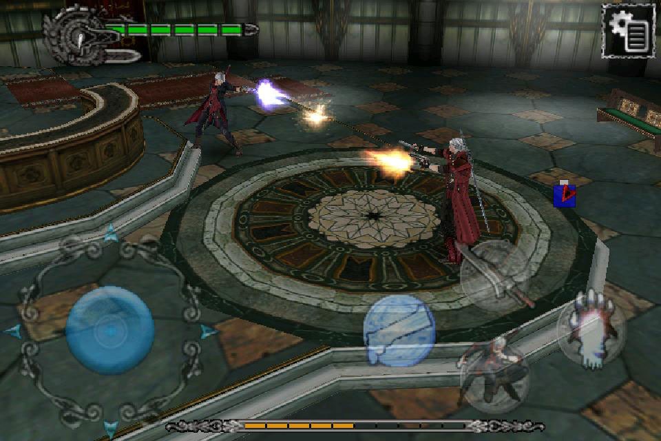 Devil May Cry 4 iPhone | 5