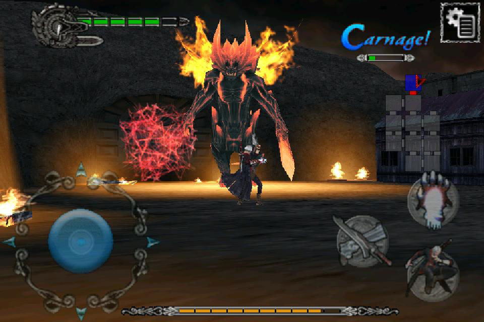 Devil May Cry 4 iPhone | 8