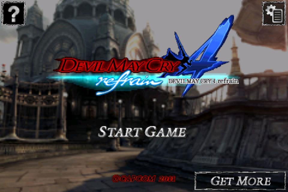 Devil May Cry 4 iPhone | 9