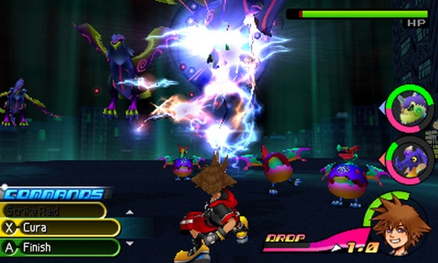 Kingdom hearts 3D Dream Drop Distance Nintendo 3DS | 35