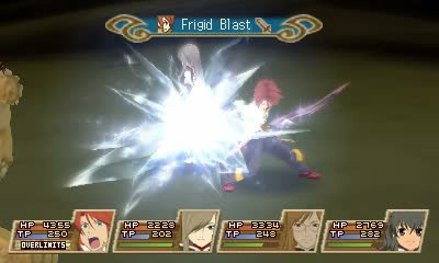 Tales of the Abyss Nintendo 3DS | 73