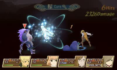 Tales of the Abyss Nintendo 3DS | 78