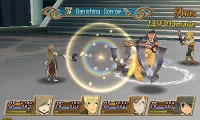 Tales of the Abyss Nintendo 3DS | 79