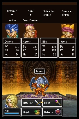 Dragon Quest VI : Le Royaume des Songes Nintendo DS | 31