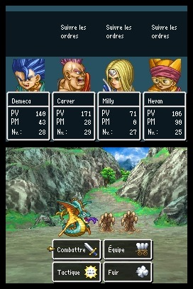 Dragon Quest VI : Le Royaume des Songes Nintendo DS | 34