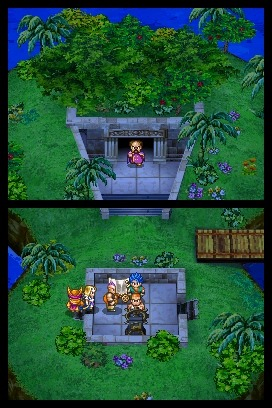 Dragon Quest VI : Le Royaume des Songes Nintendo DS | 35