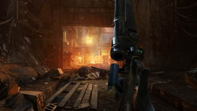 Metro : Last Light PC | 3