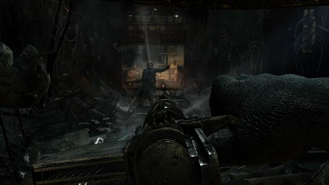 Metro : Last Light Playstation 3 | 1