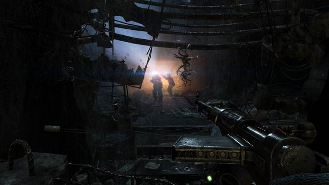 Metro : Last Light Playstation 3 | 5