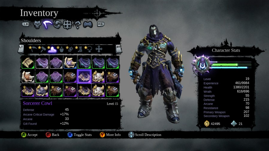 Darksiders II Playstation 3 | 17
