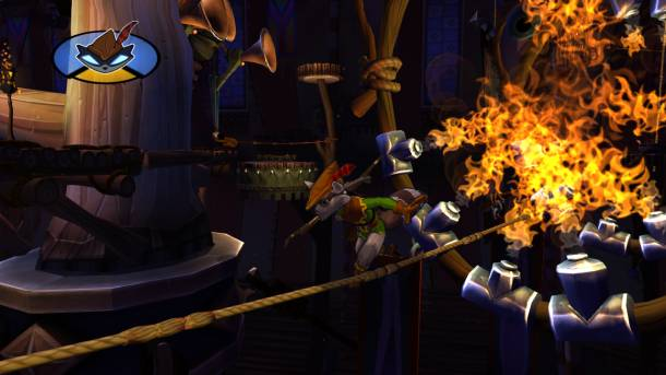 Sly Cooper Thieves In Time Playstation 3 | 14