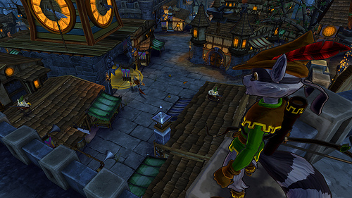 Sly Cooper Thieves In Time Playstation 3   21