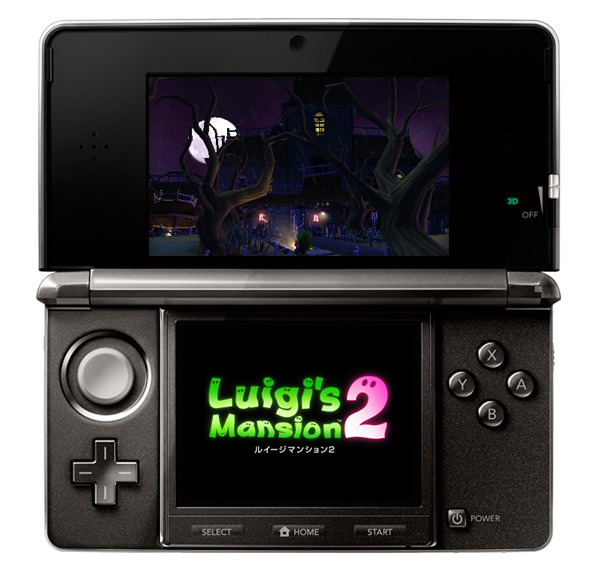 Luigi's Mansion 2 Nintendo 3DS | 1
