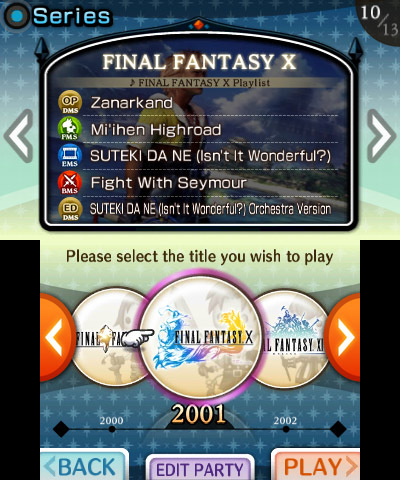 Theatrhythm Final Fantasy Nintendo 3DS | 12