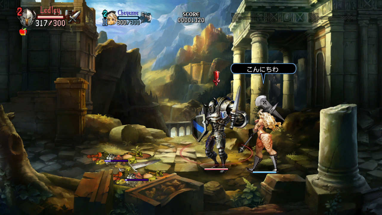 Dragon's Crown Next Generation Portable | 10