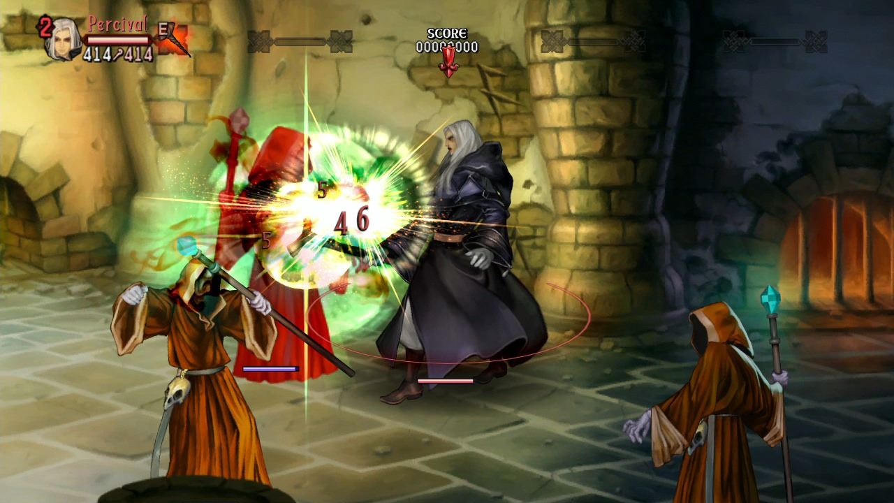 Dragon's Crown Next Generation Portable | 19