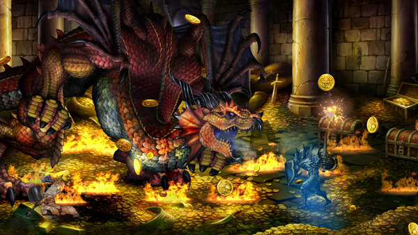 Dragon's Crown Next Generation Portable | 2
