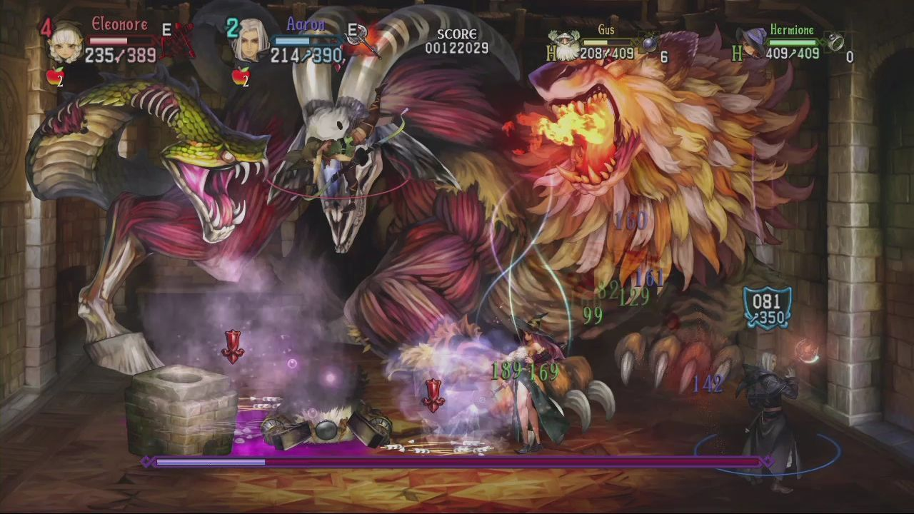 Dragon's Crown Next Generation Portable | 25