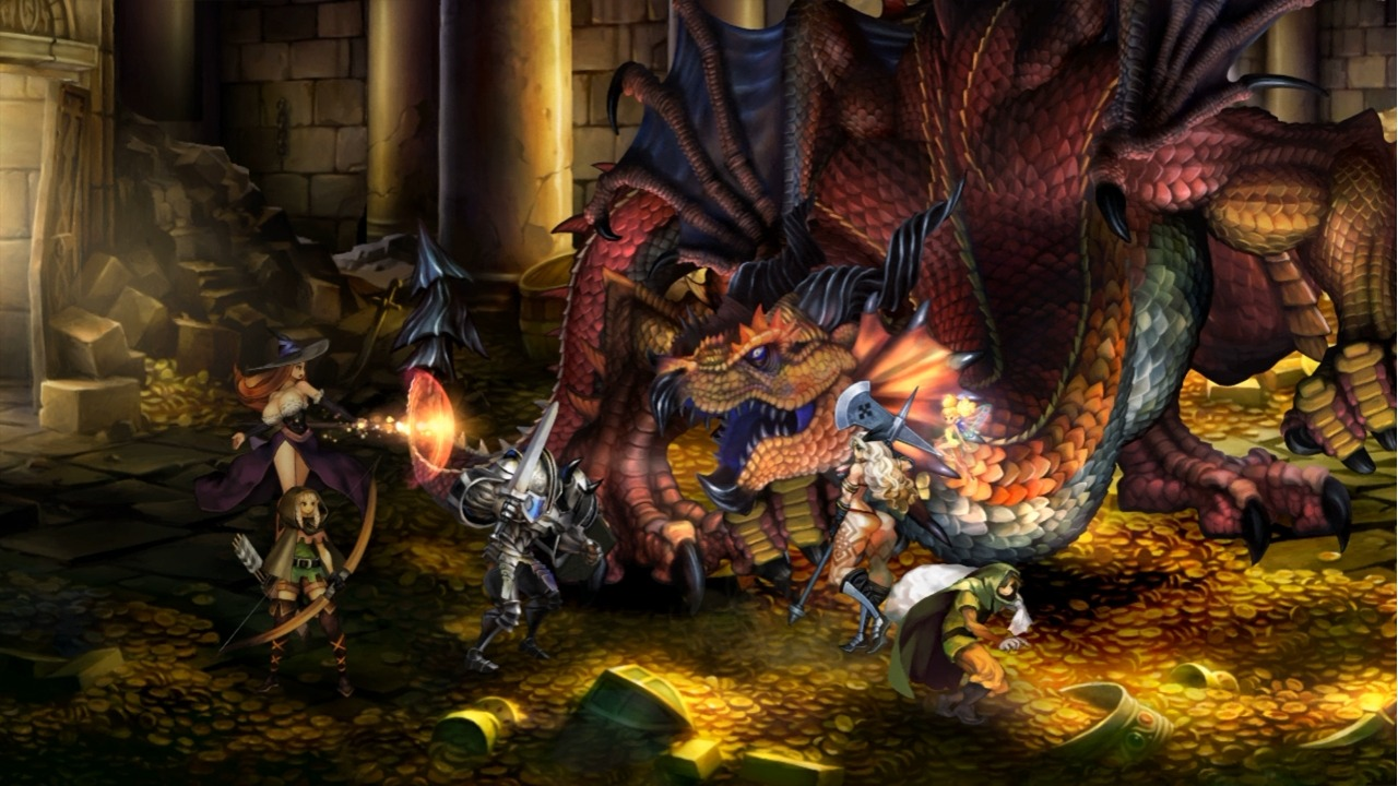 Dragon's Crown Next Generation Portable | 9