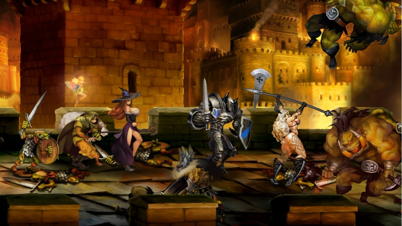 Dragon's Crown Playstation 3 | 8