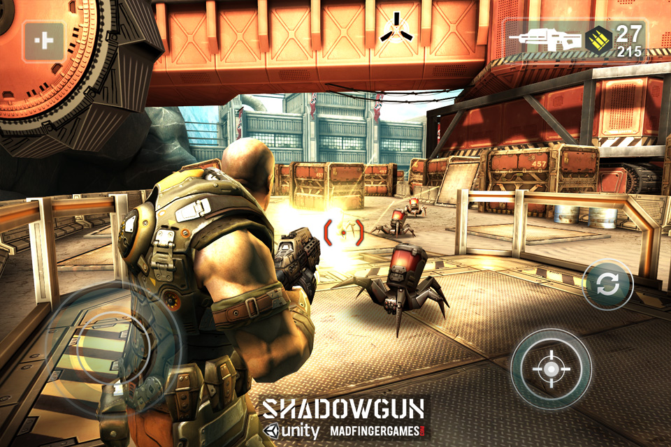 Shadowgun iPad | 1