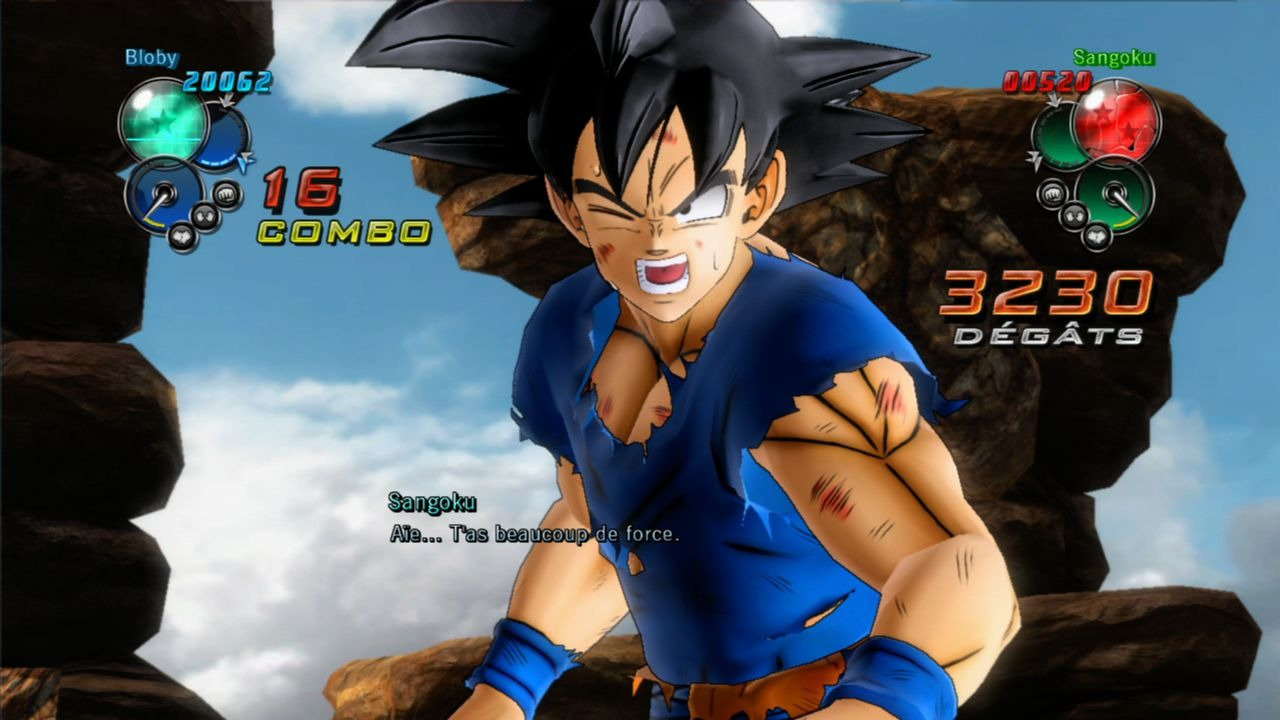 Dragon Ball Z Ultimate Tenkaichi Playstation 3 | 19
