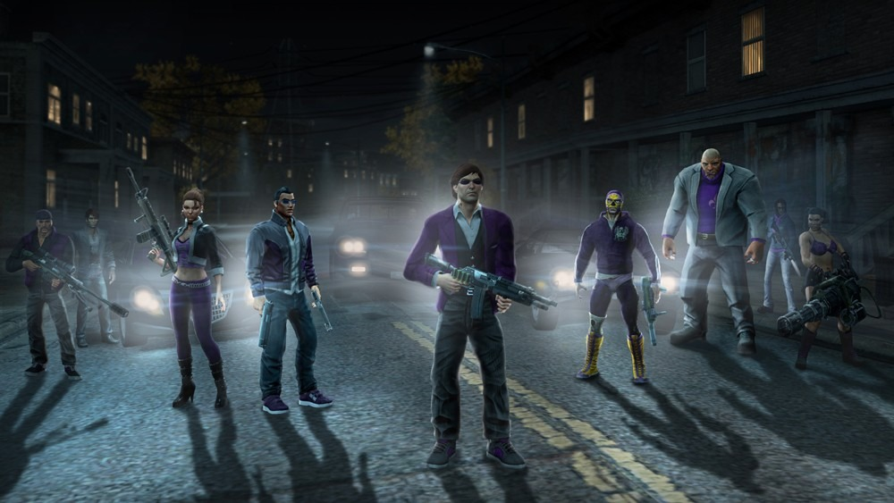 Saints Row : The Third Playstation 3 | 1