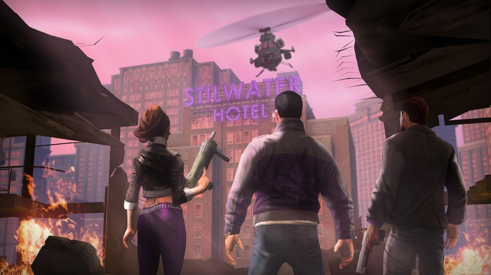 Saints Row : The Third Playstation 3 | 12