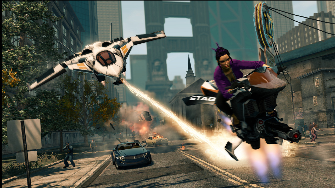 Saints Row : The Third Playstation 3 | 5