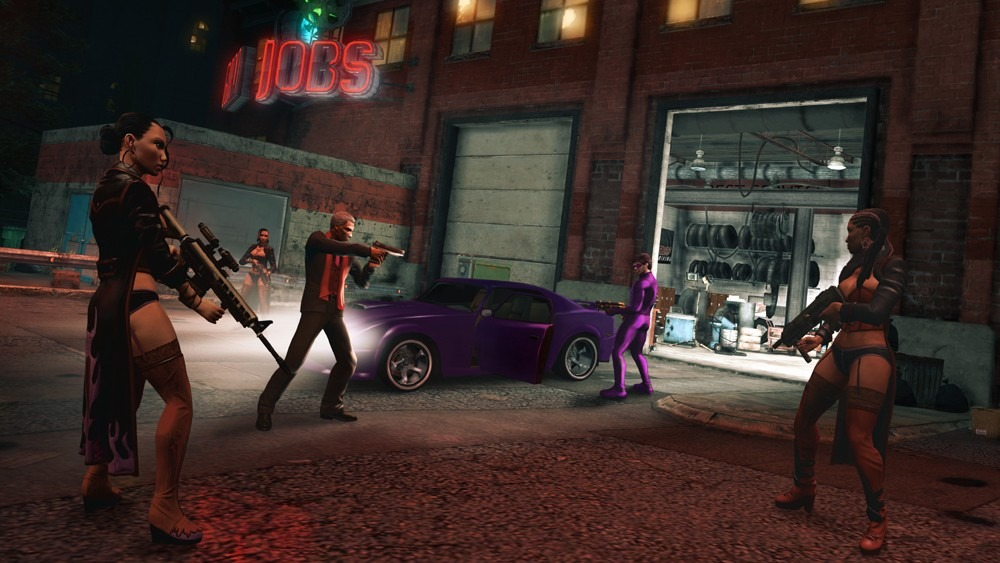 Saints Row : The Third Playstation 3 | 9