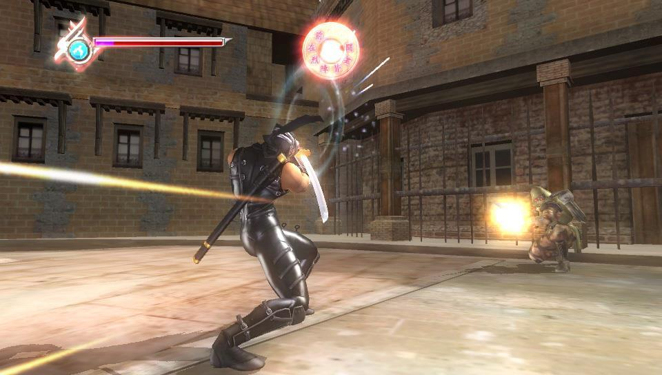 Ninja Gaiden Sigma Next Generation Portable | 1
