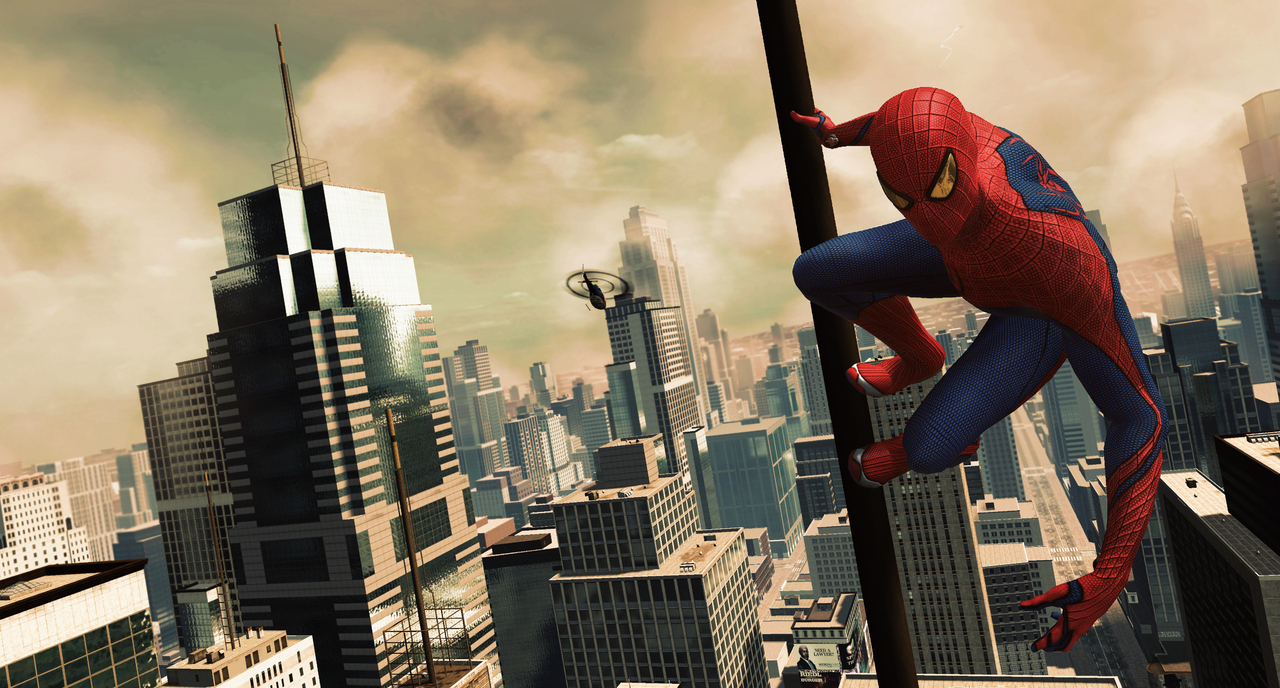 The Amazing Spider-Man Playstation 3 | 1