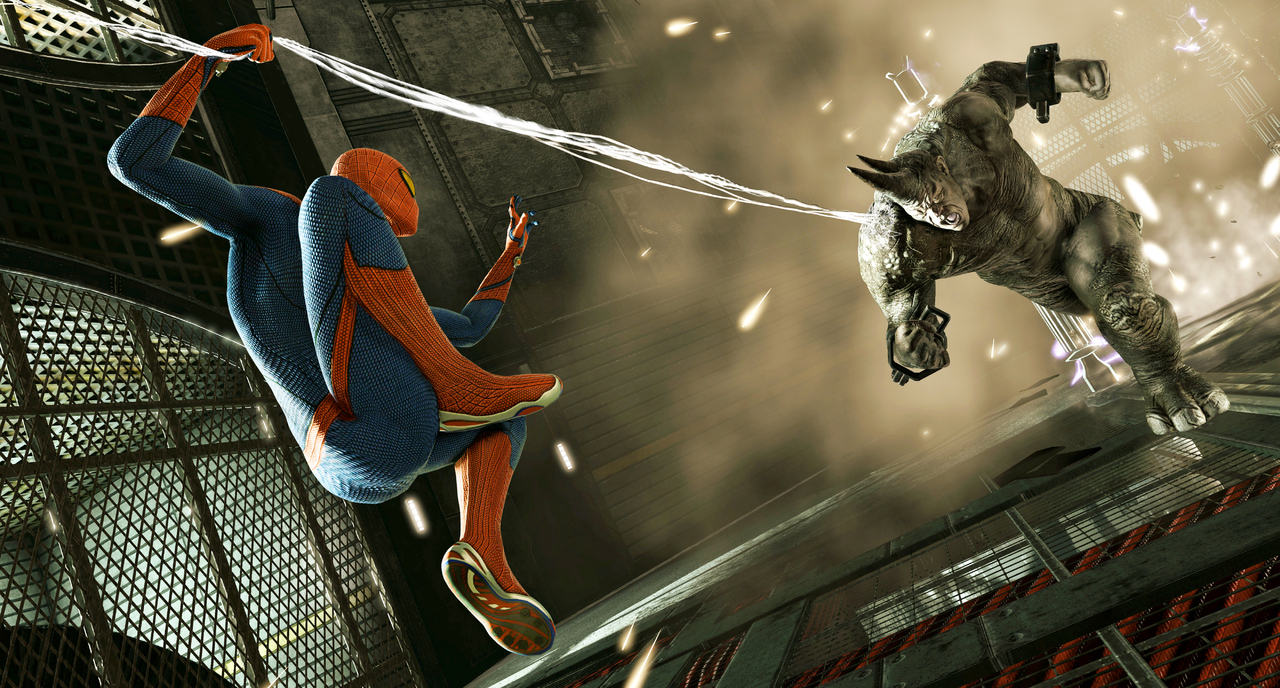 The Amazing Spider-Man Playstation 3 | 4